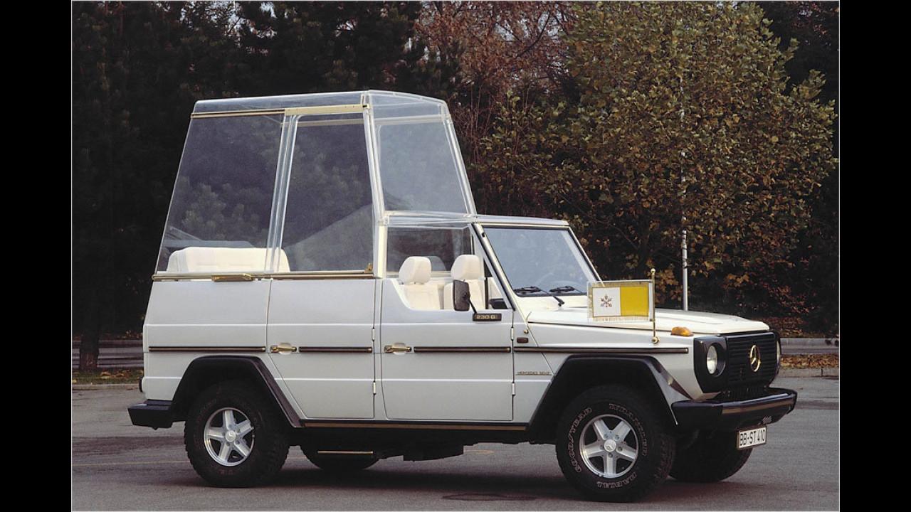 Mercedes 230 G (1980)