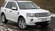 Land Rover Freelander Facelift spy photos