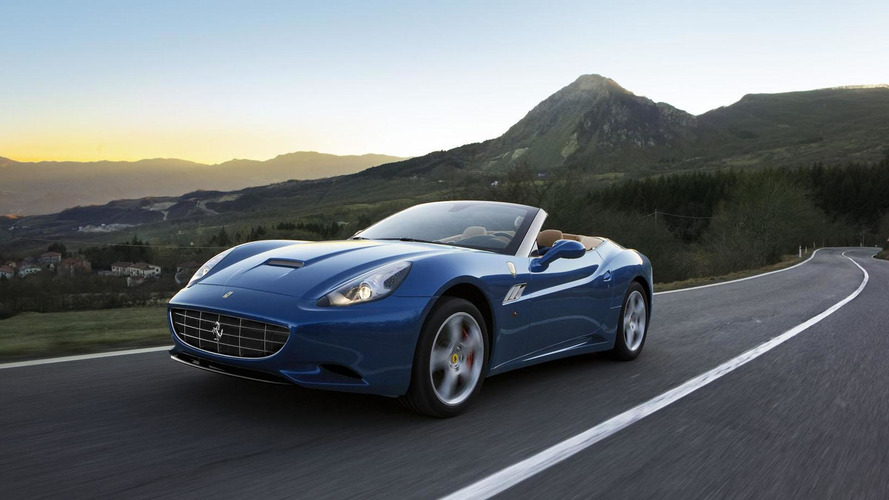 Next-gen Ferrari California could go turbo