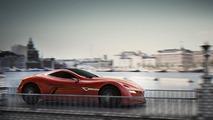 Ugur Sahin Design Alfa Romeo 12C GTS Concept 28.05.2012