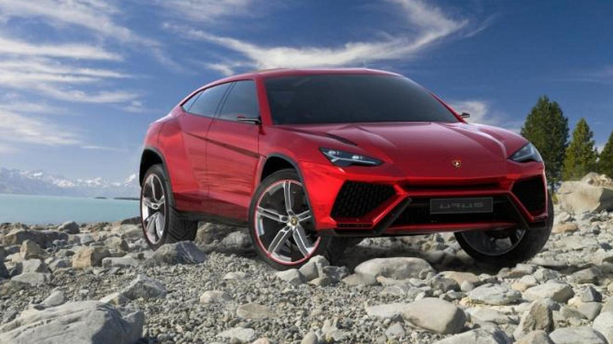 Lamborghini's success doesn't hinge on the Urus SUV