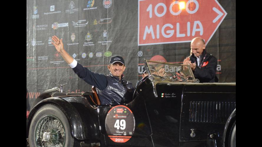 Mille Miglia 2012: 1.355 richieste di iscrizione