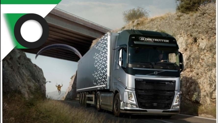 Volvo Trucks imita Mission Impossible, nella vita reale! [VIDEO]