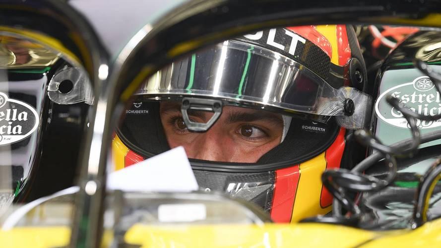 Renault busca alternativas a Sainz por si se marcha a Red Bull