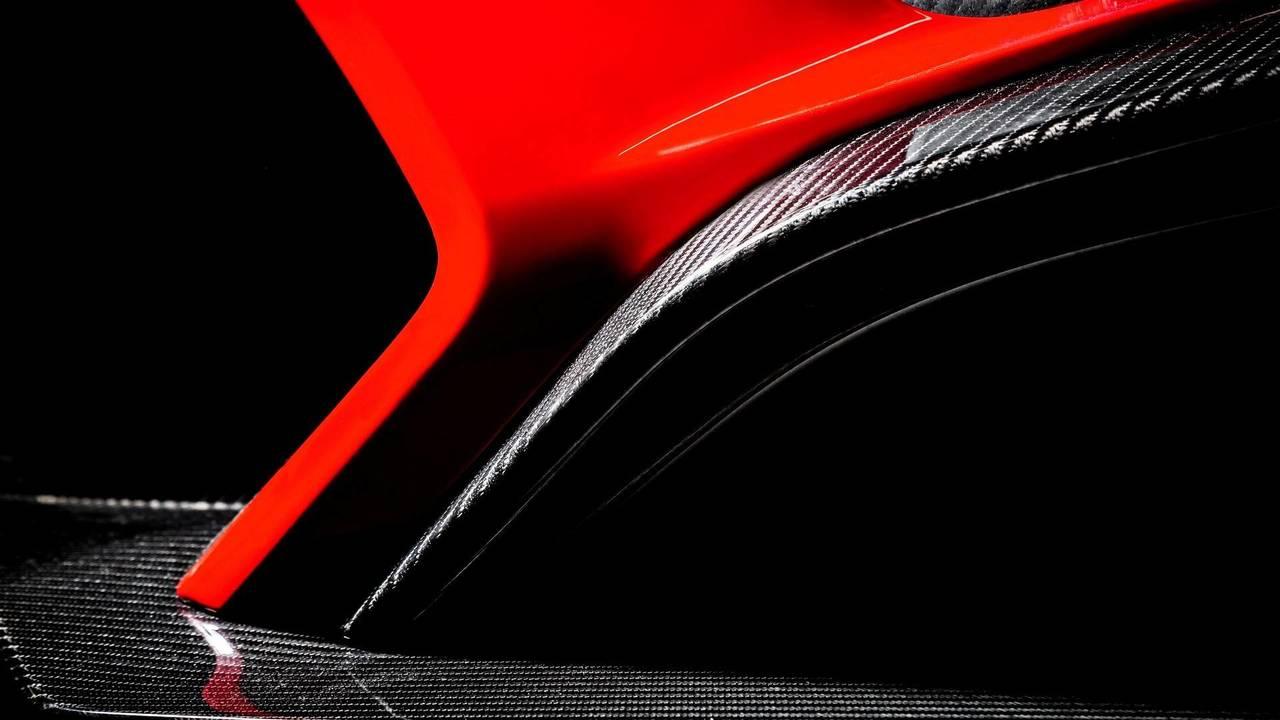 Zenvo hiper otomobil teaser