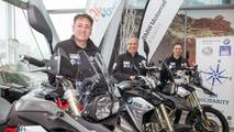 KM Solidarity, asociación solidaria apoyada por BMW Motorrad