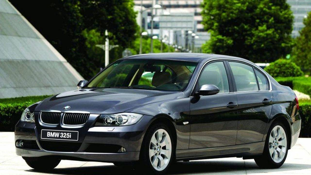 2006 World Car of the Year: BMW Serie 3