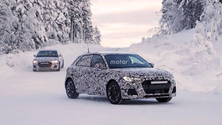 Photos espion - L'arrivée de la nouvelle Audi A1 se précise