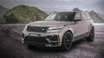 Range Rover Velar'a Startech Dokunuşu