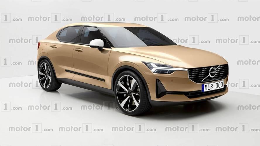 Volvo S60 2019 - Projeção antecipa visual da nova geração