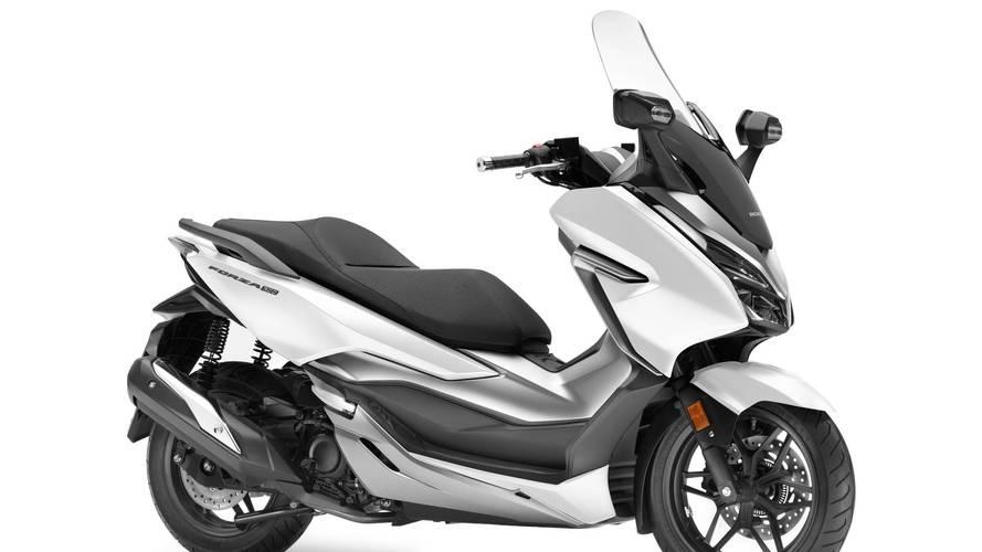 Honda Forza, yeni yüzüyle karşınızda!