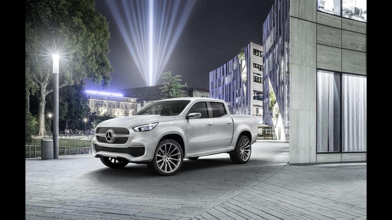 Mercedes Classe X Concept