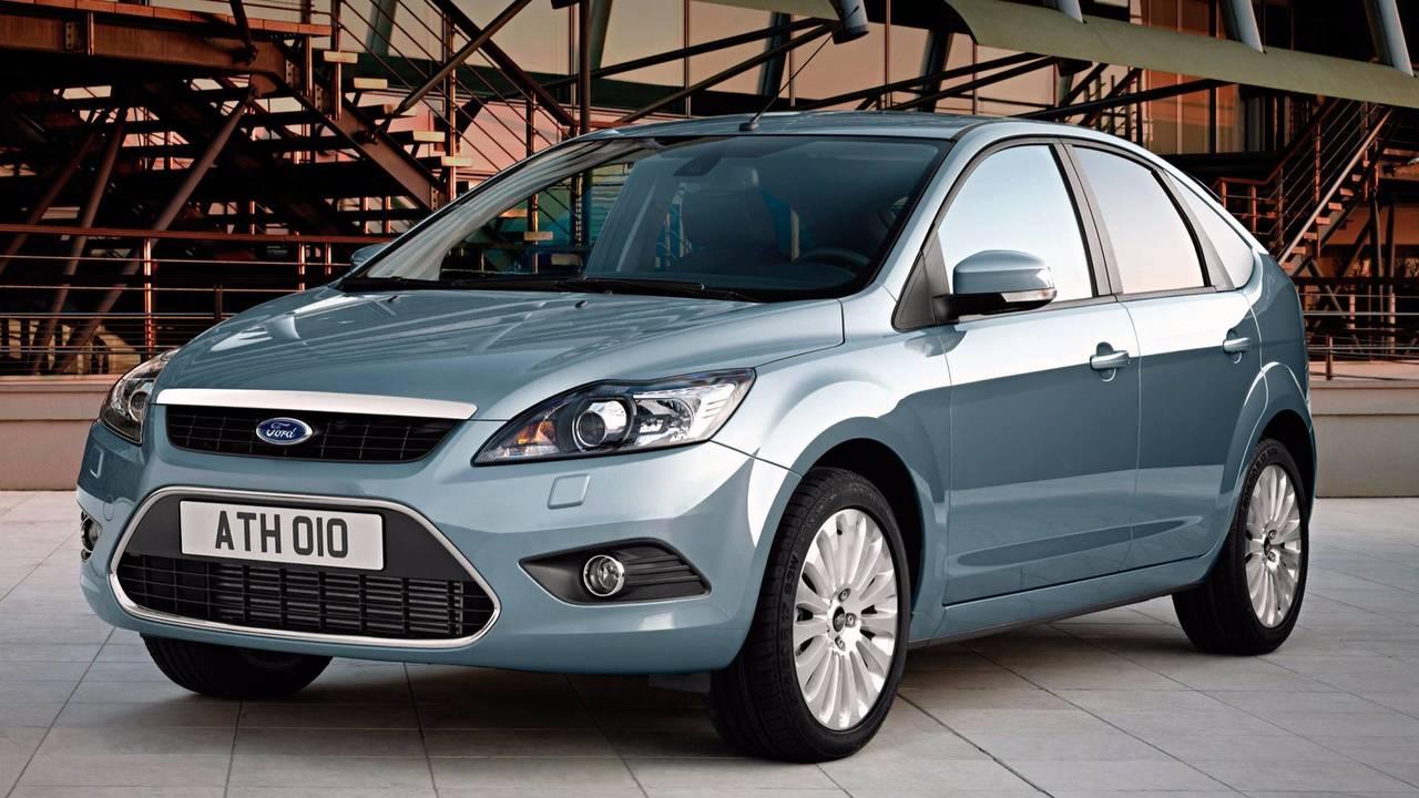 2008-2011 Ford Focus Hatchback