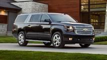 1. Chevrolet Suburban/GMC Yukon XL