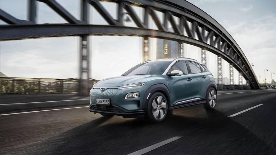 Le Hyundai Kona embrasse l'électrique