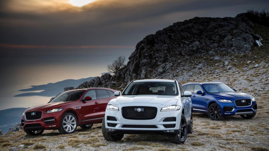 Plus de puissance pour la gamme Jaguar en 2017