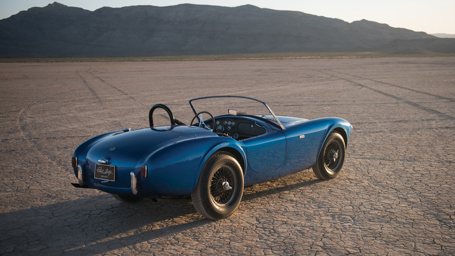 New book tells the tale of the original Shelby Cobras