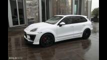 Anderson Porsche Cayenne White Dream Edition