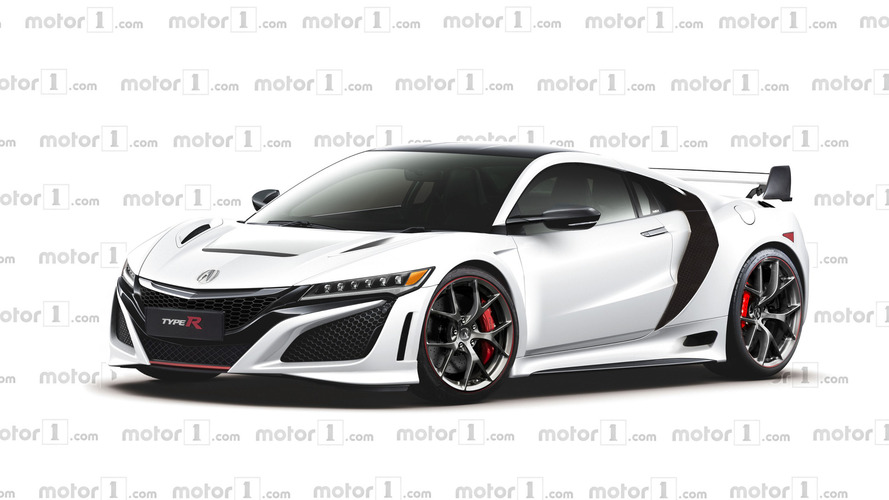 Acura NSX Type R Rumored For 2019 Reveal With 641 Horsepower