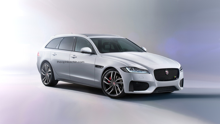 jaguar xf sportbrake confirmed for 2017. Black Bedroom Furniture Sets. Home Design Ideas