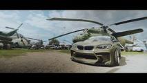 HGK BMW F22 Eurofighter