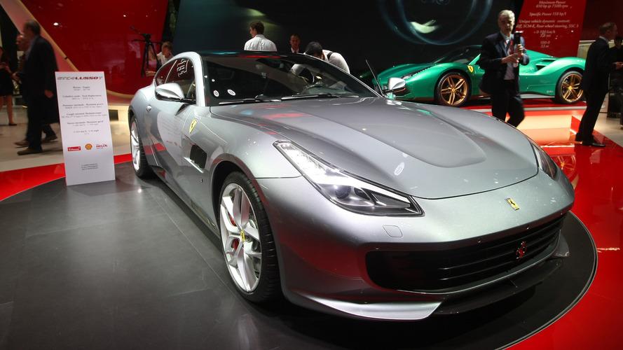 Ferrari GTC4Lusso - Retour au V8!