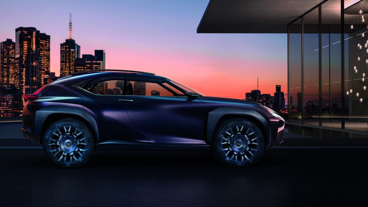 Lexus UX konsepti
