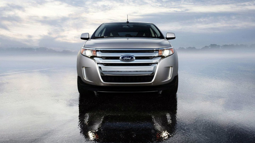 2011 Ford Edge Facelift - New Sport Model Plus Three New Engines