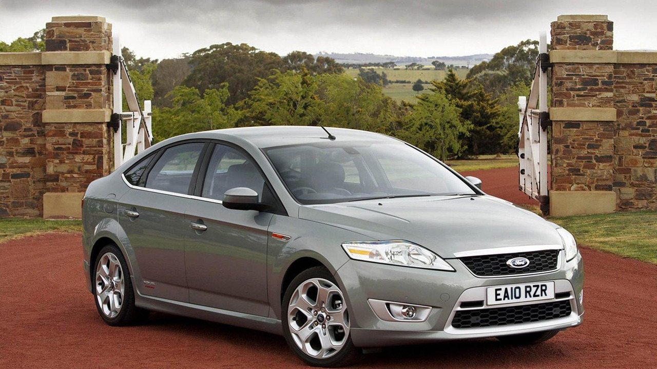 2010 Ford Mondeo 11.06.2010