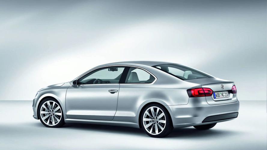 Volkswagen Jetta coupe is a no-go - report