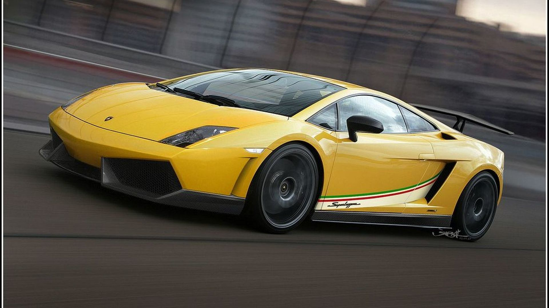 Lamborghini Gallardo LP570 4 Superleggera Further Details And Renderings  Surface