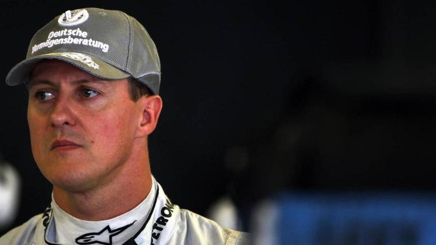 Schumacher snubbed in magazine's top 50 drivers list