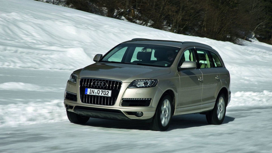 Audi Q7 e-tron confirmed for current-gen model, next-gen due late 2015