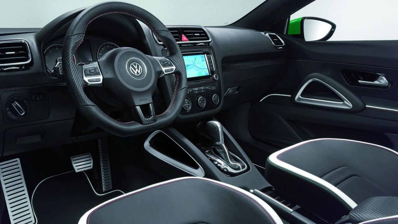 VW Scirocco Study R