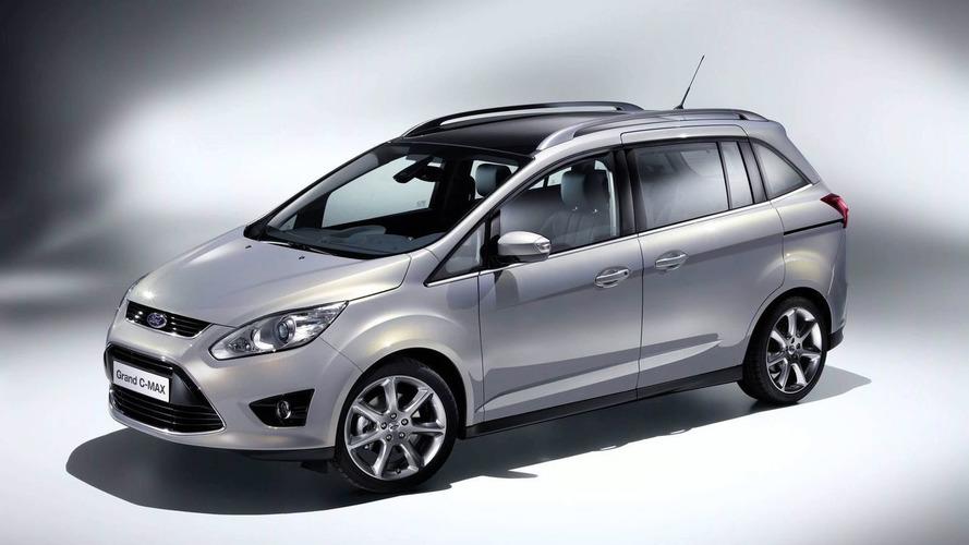 Ford C-MAX plug-in hybrid details released ahead of Paris debut