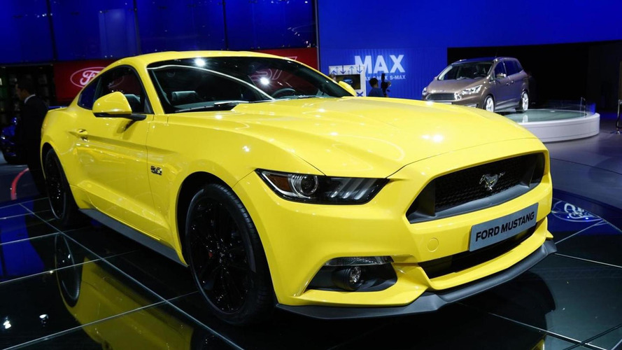 Euro-spec Ford Mustang to offer a smoother ride thanks to softer suspension