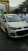 2016 Chevrolet Spark spy photo / bobaedream.co.kr