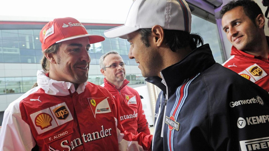 Massa tells Alonso to resist McLaren switch