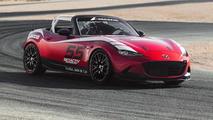 Track-only Mazda MX-5 for Tokyo Auto Salon
