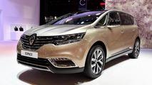 2015 Renault Espace live at Paris Motor Show