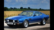 Aston Martin V8 Coupe