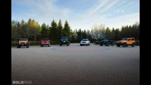 Jeep Wrangler Traildozer Concept