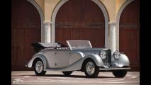 Bentley 4 1/4 Litre Cabriolet