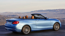 2018 BMW 2 Series facelift