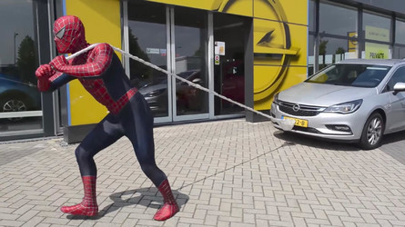 Amazing Spider-Fan Buys Car With YouTube Views