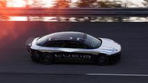 Lucid Air Alpha Speed Car