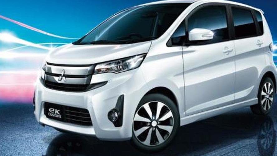 Mitsubishi eK Wagon & eK Custom launched in Japan