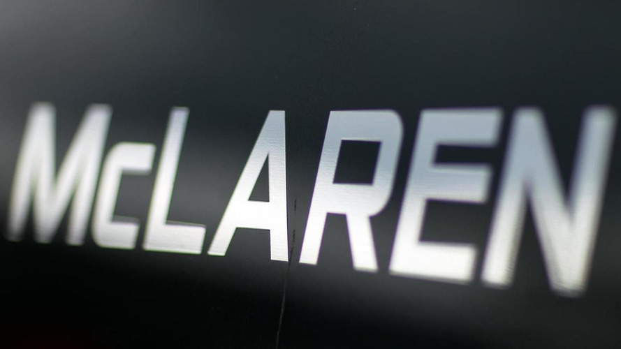 McLaren backs away from title sponsor announcement