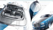 Rolls-Royce Phantom Drophead Coupe Bespoke Waterspeed Collection