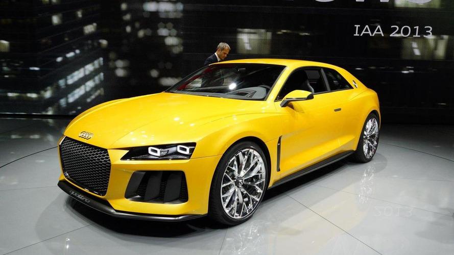 Audi Sport Quattro iptal, yeni RS modelleri yolda